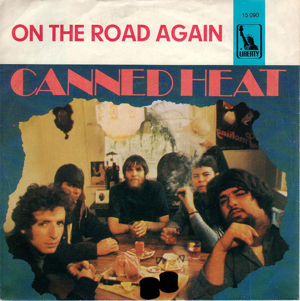 Canned Heat – On The RoadAgain