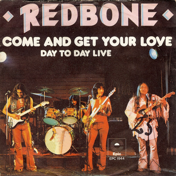 Redbone – Come and Get Your Love – PowerPop… An Eclectic Collection of Pop  Culture