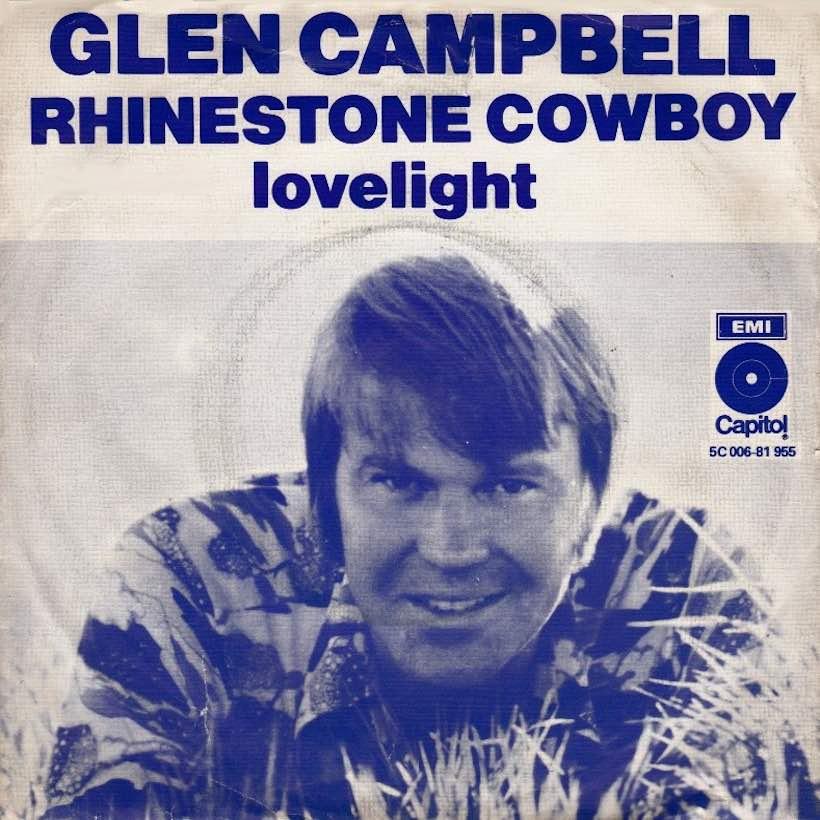 Glen Campbell – RhinestoneCowboy