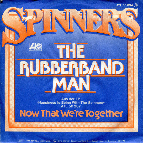 The Spinners – The Rubberband Man