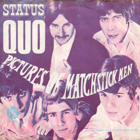 Status Quo – Pictures of Matchstick Men