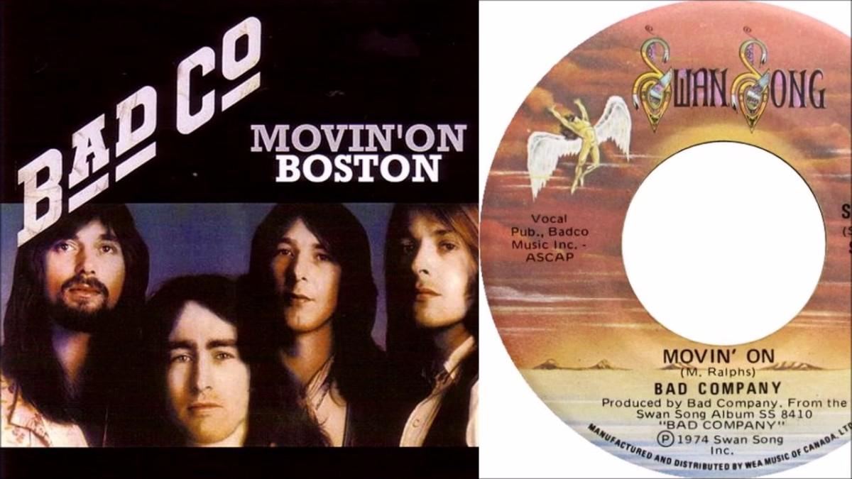 Bad Company – MovinOn