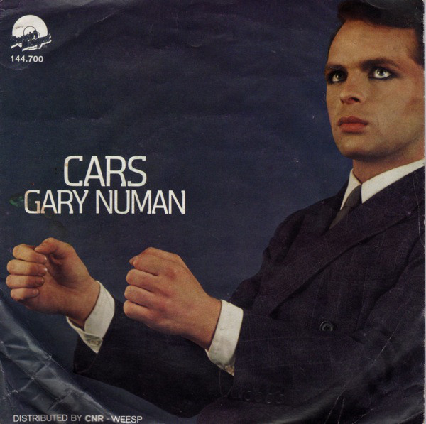 Gary Numan –Cars