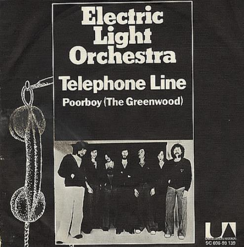 Elo Telephone Line Powerpop An Eclectic Collection Of Pop Culture