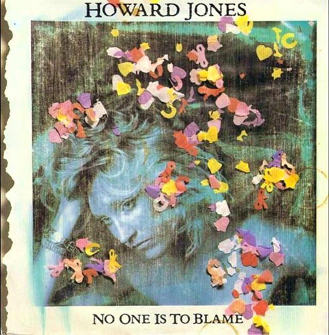 Howard Jones – No One Is ToBlame