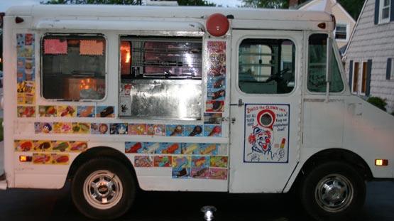 The Ice CreamMan?