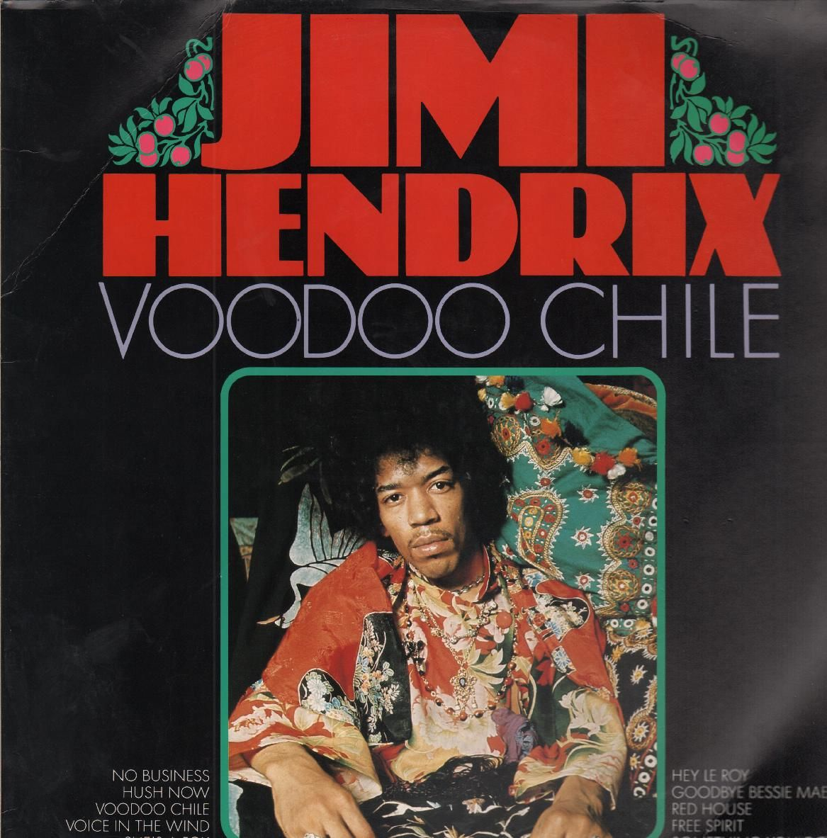 Jimi Hendrix – Voodoo Child (Slight Return)