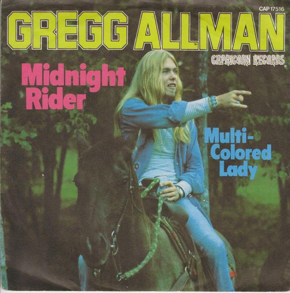 Gregg Allman – MidnightRider