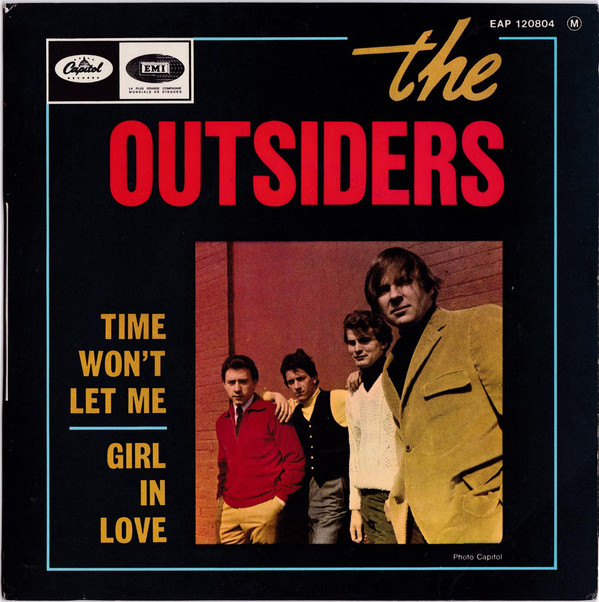 The Outsiders – Time Won't Let Me