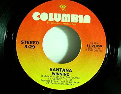 Santana – I'mWinning