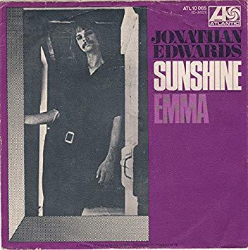Jonathan Edwards –Sunshine