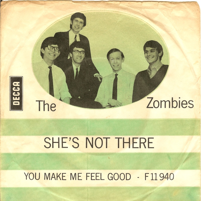 Zombies – She's Not There