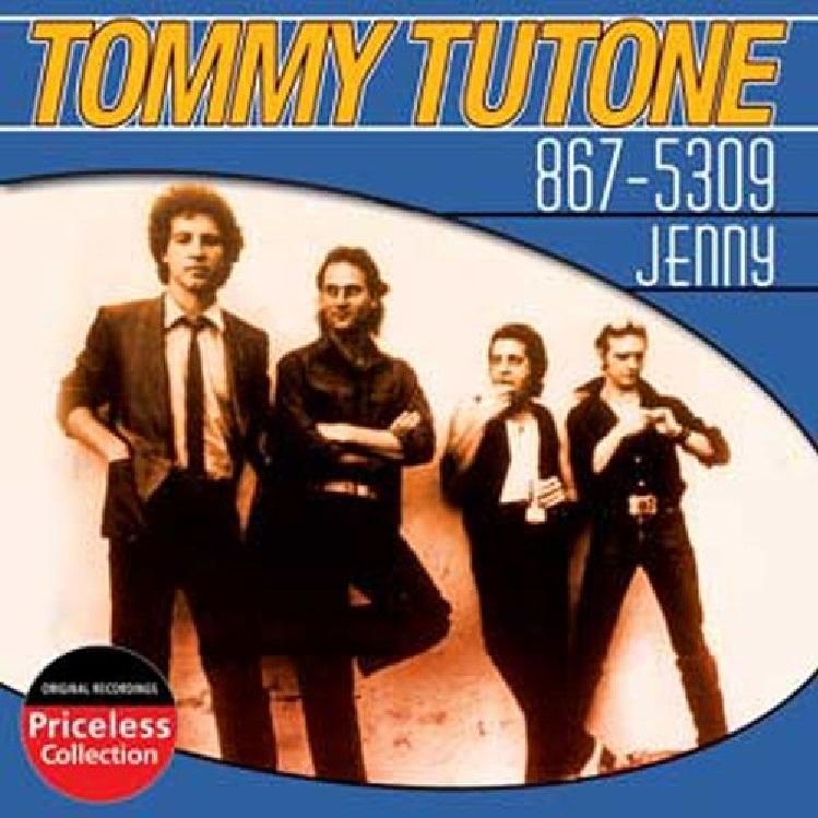 Tommy Tutone – 867-5309 /Jenny