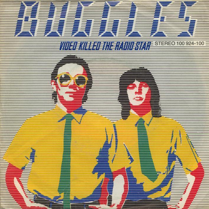 The Buggles – Video Killed the RadioStar