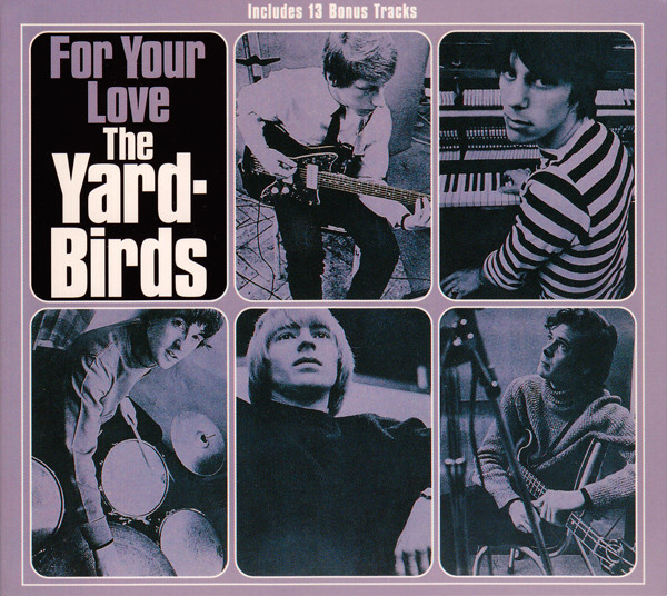 Yardbirds – For Your Love