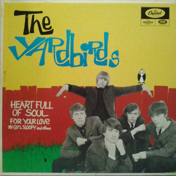 Yardbirds – Heart Full Of Soul