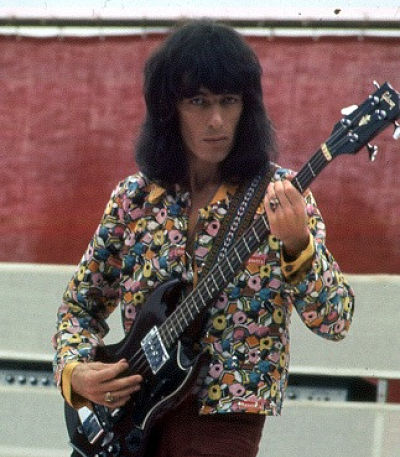 Image result for bill wyman playing bass