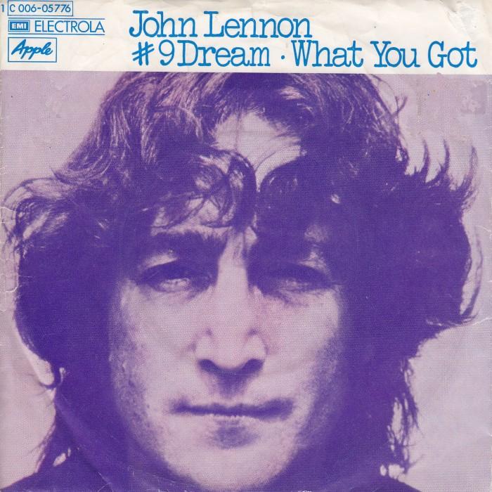 John Lennon – #9Dream