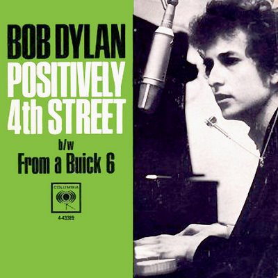 Bob Dylan – Positively 4th Street