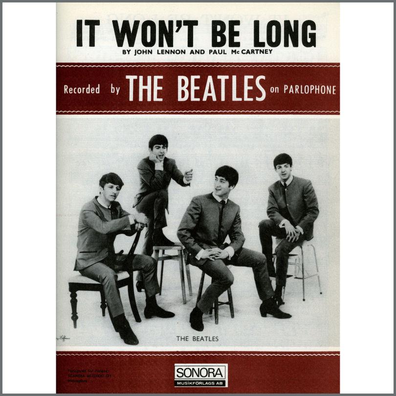 Beatles – It Won't BeLong