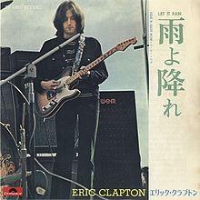 Eric Clapton – Let ItRain
