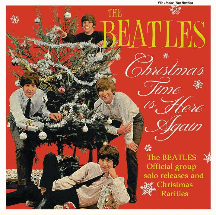 Beatles – Christmas Time (Is HereAgain)
