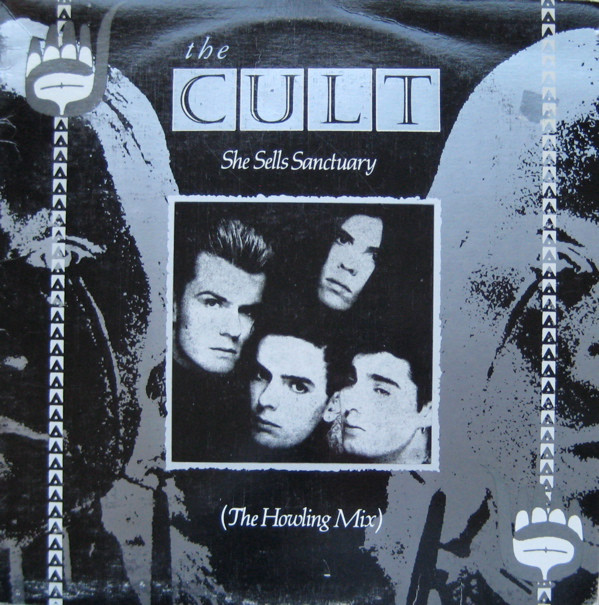 The Cult – She Sells Sanctuary