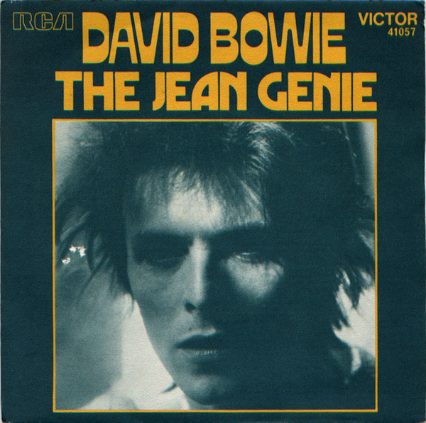 David Bowie – The Jean Genie – PowerPop… An Eclectic Collection of ...