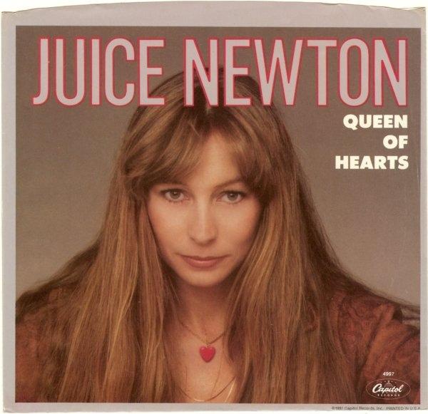 Juice Newton – Queen ofHearts