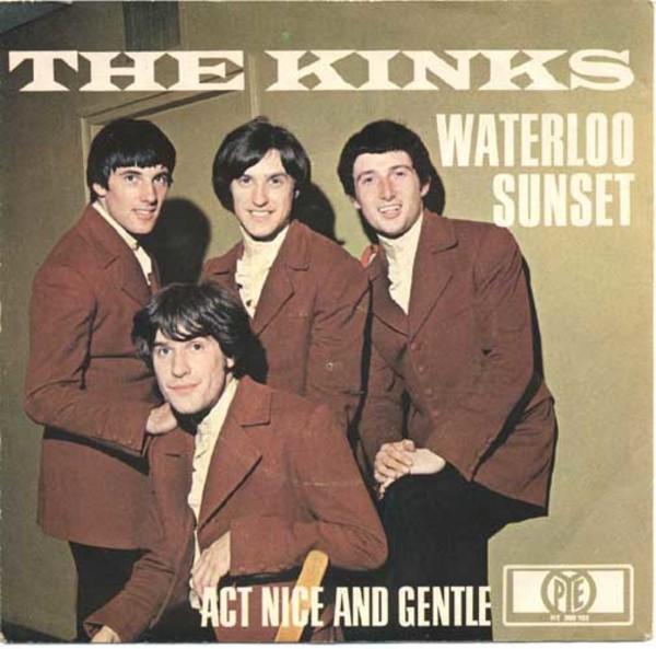Kinks – WaterlooSunset