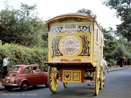 John Lennon's GypsyCaravan