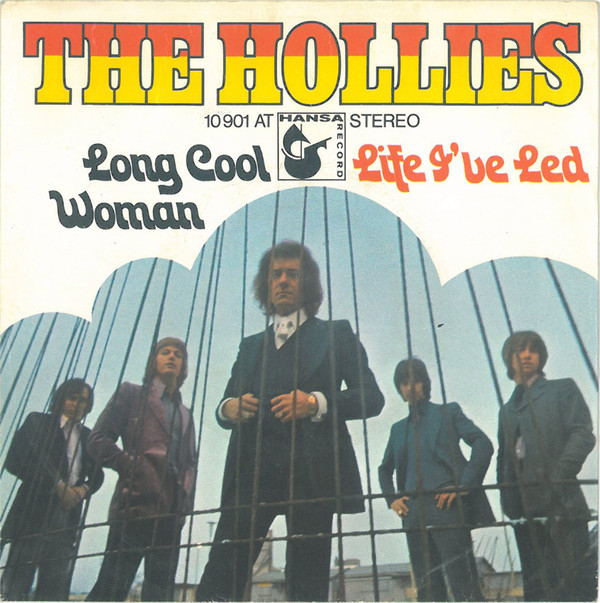 Hollies – Long Cool Woman in a Black Dress
