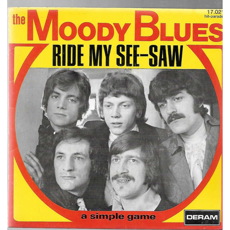 Moody Blues – Ride My See-Saw