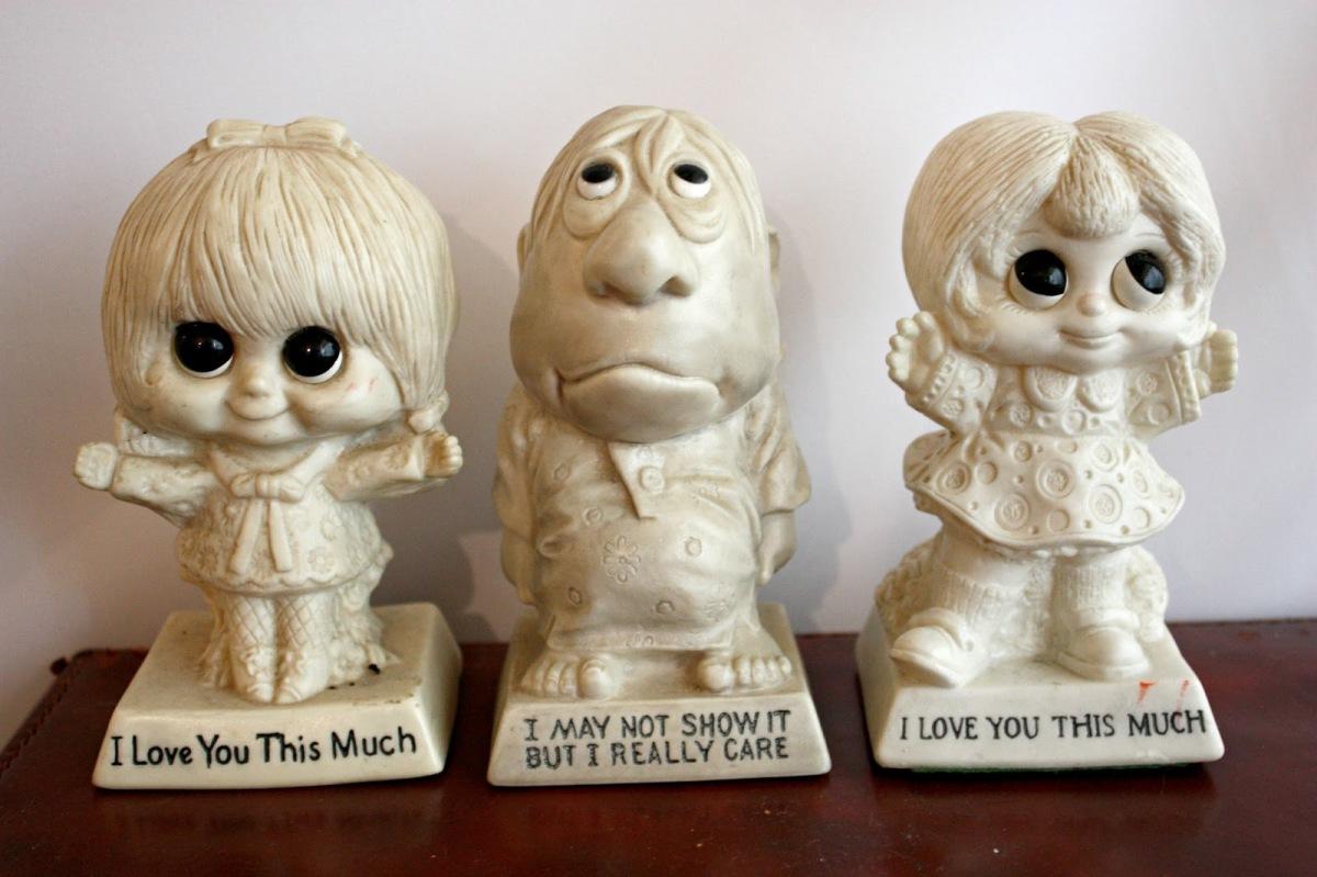 1970s Russ BerrieSillisculpts