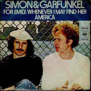 Simon & Garfunkel –America