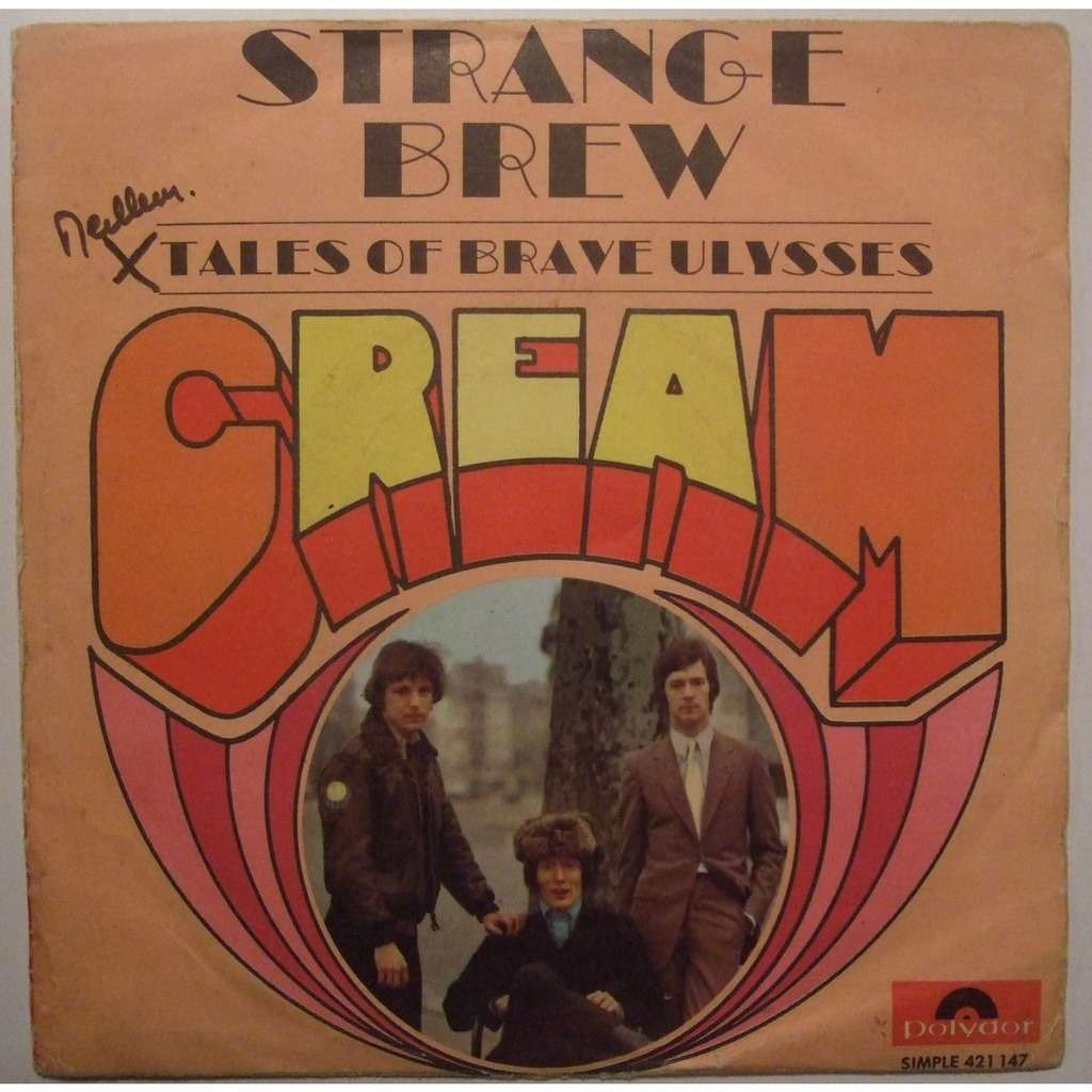 Cream – StrangeBrew