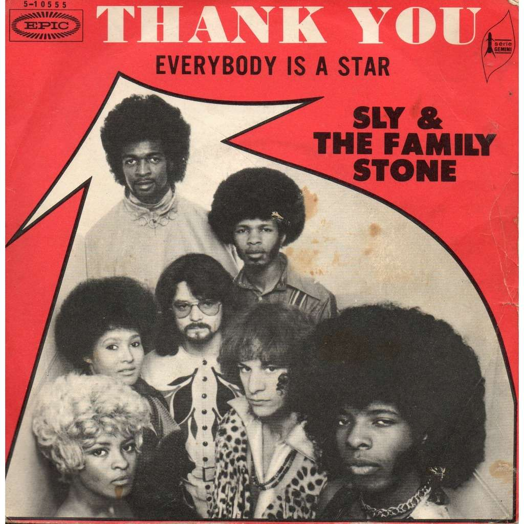 Sly and the Family Stone – Thank You (Falettinme Be Mice ElfAgin)