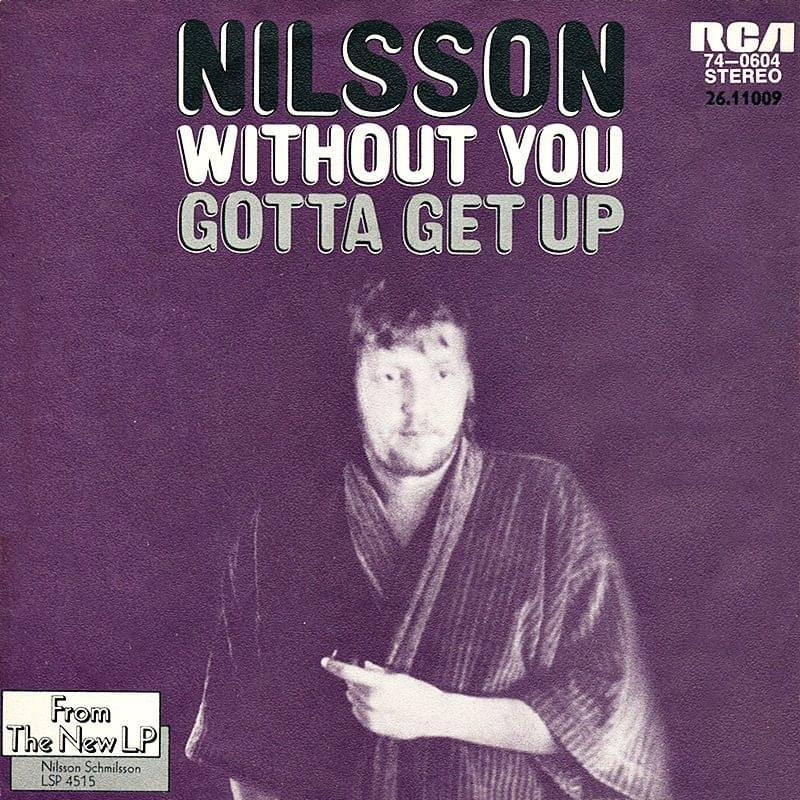 Harry Nilsson – Without You