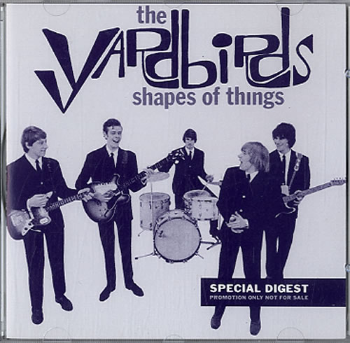 Yardbirds – Shapes of Things