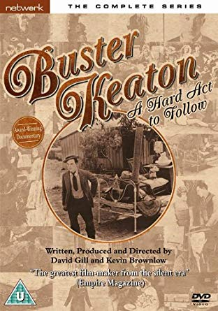 Buster Keaton: A Hard Act To Follow