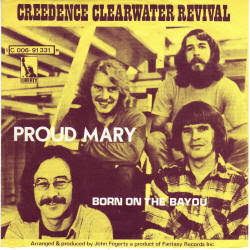 Creedence Clearwater Revival – Born on the Bayou – PowerPop… An