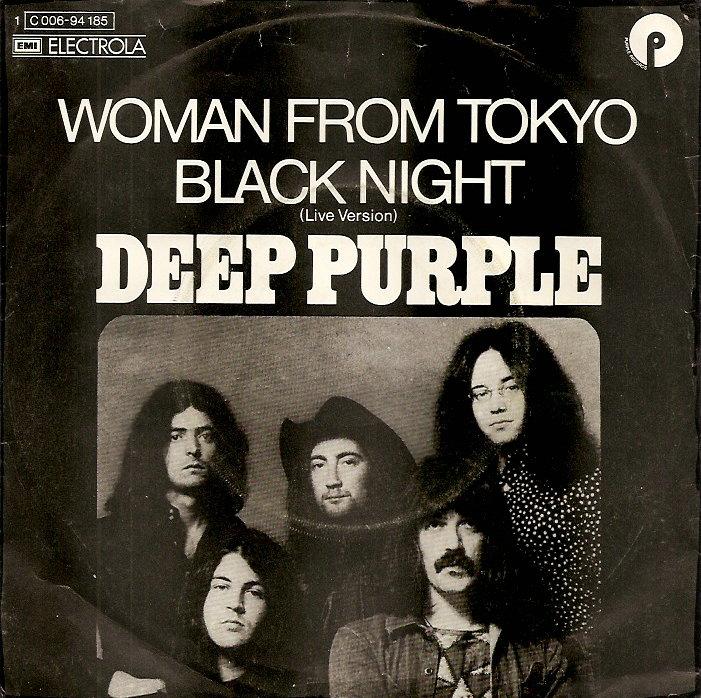 Deep Purple – Woman fromTokyo
