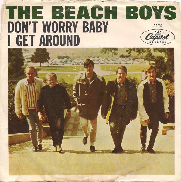 Beach Boys – Don't WorryBaby