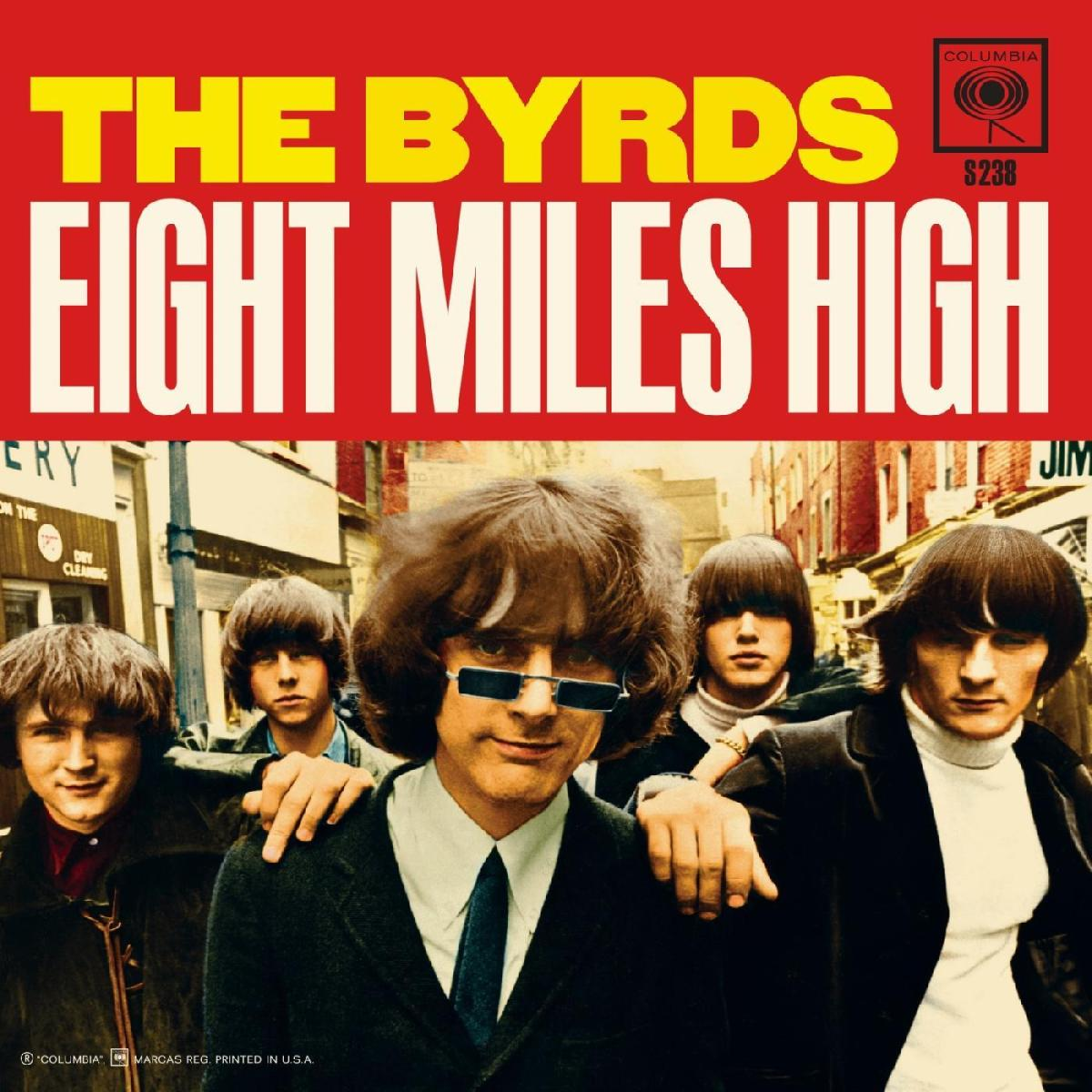 Byrds – Eight Miles High