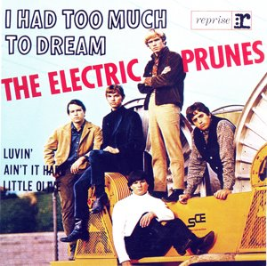 The Electric Prunes – I Had Too Much to Dream (Last Night)