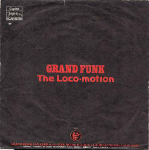 Grand Funk – TheLoco-Motion