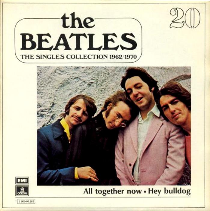 Beatles – HeyBulldog