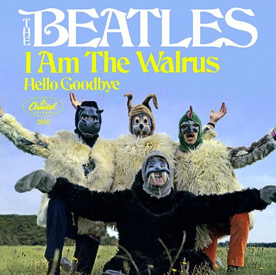 The 'Walrus' lyrics provoked fear of another headache from BBC censors.