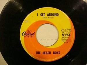 Beach Boys – I Get Around