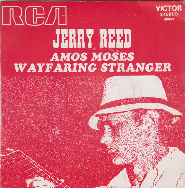 Jerry Reed – AmosMoses